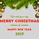 Unique Christmas Facebook Cover