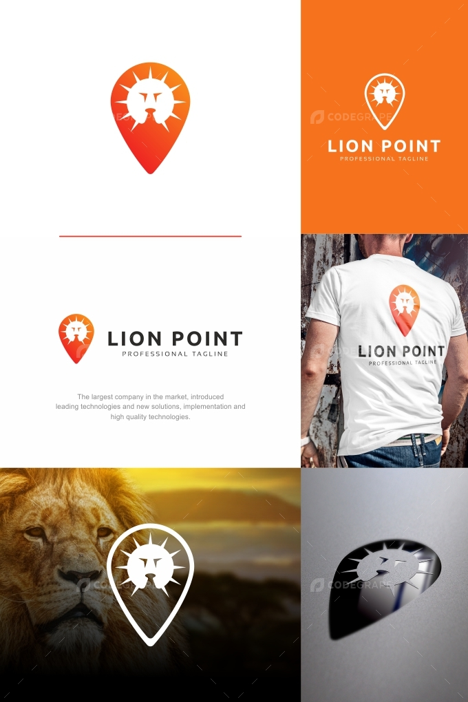 Lion Point Logo