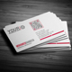 Creative Corporate Business Card 1