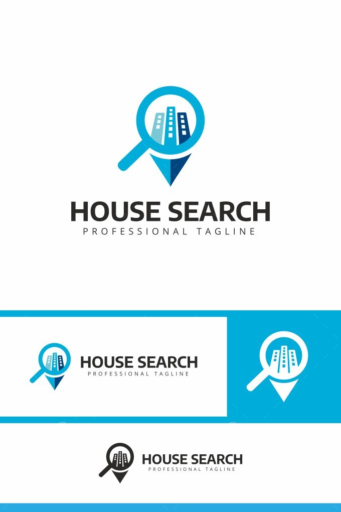 House Search Logo