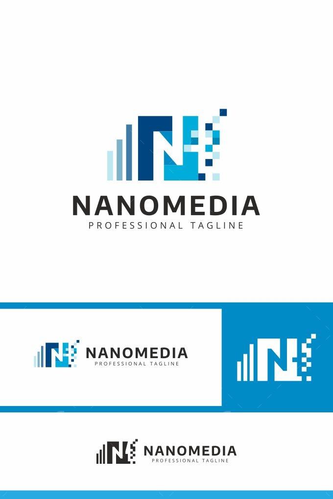 Nanomedia N Logo