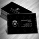 English Academy Business Card