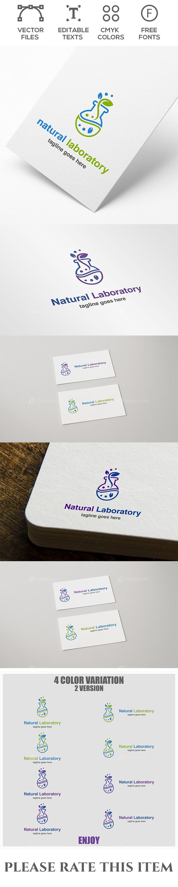 Natural Laboratory Logo