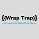 WrapTrap Marketing WordPress Theme