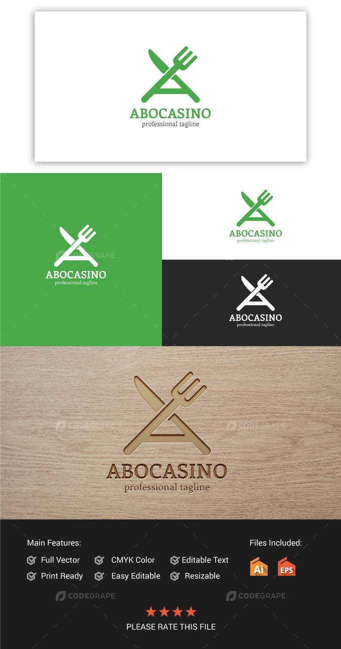 Restaurant A Letter Logo