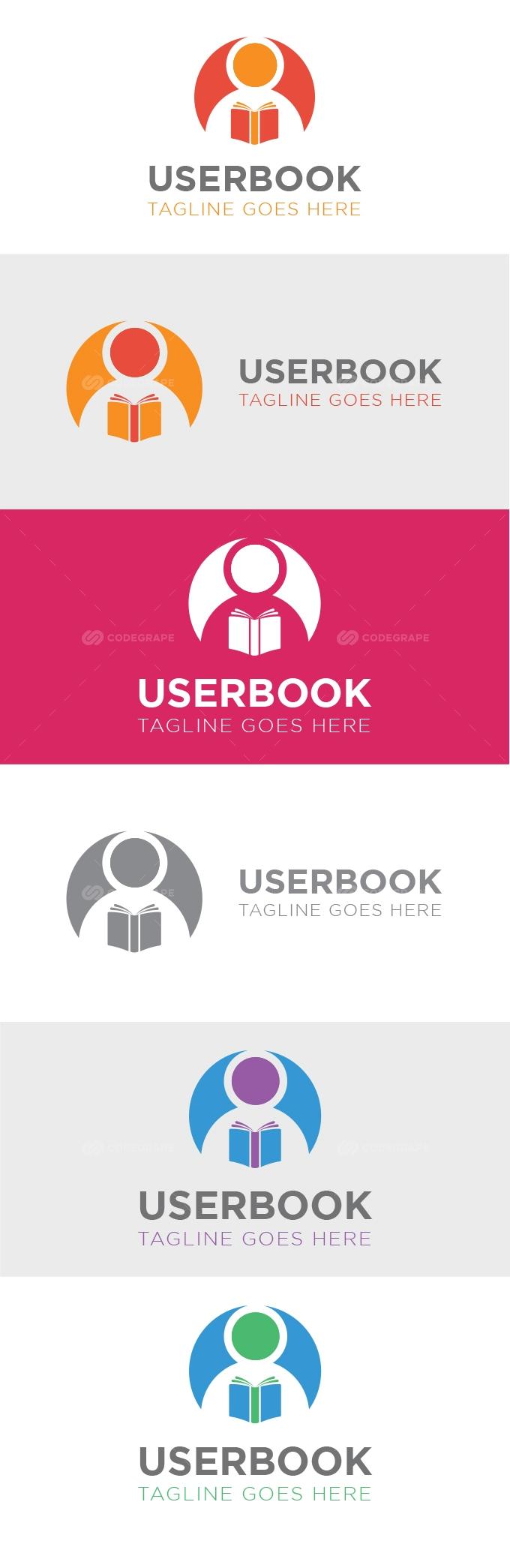 Userbook Logo