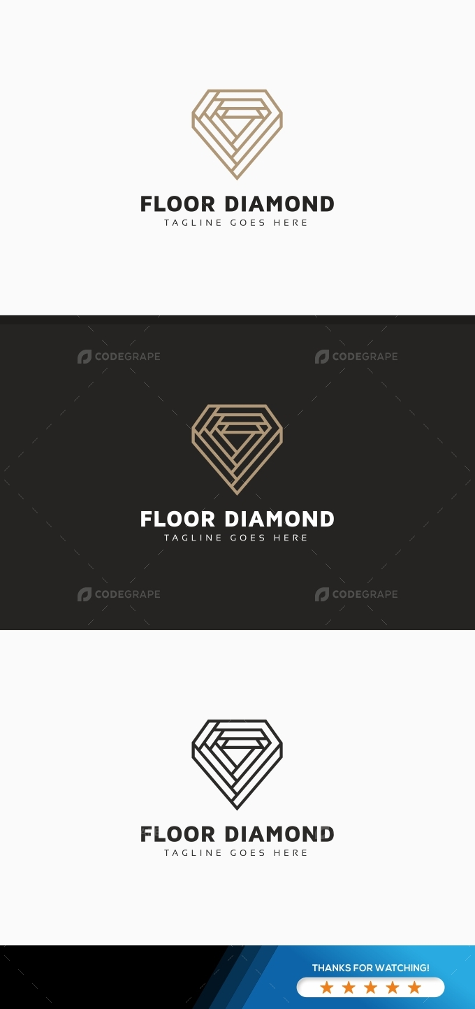 Floor Diamond Logo
