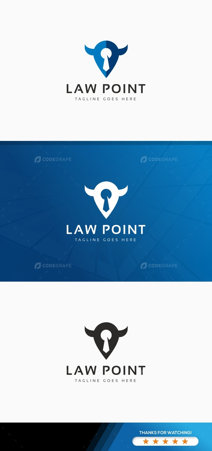 Law Point Logo