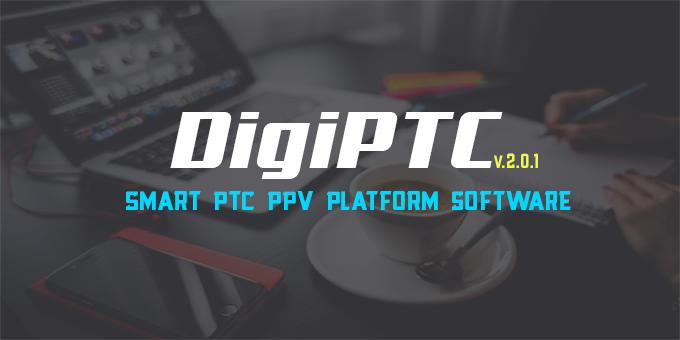 Creative PTC - Smart PTC PPV Platform Script
