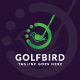 Golf Bird Logo Design
