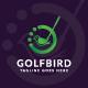 Golf Bird Logo Design