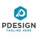 Letter P Logo Design