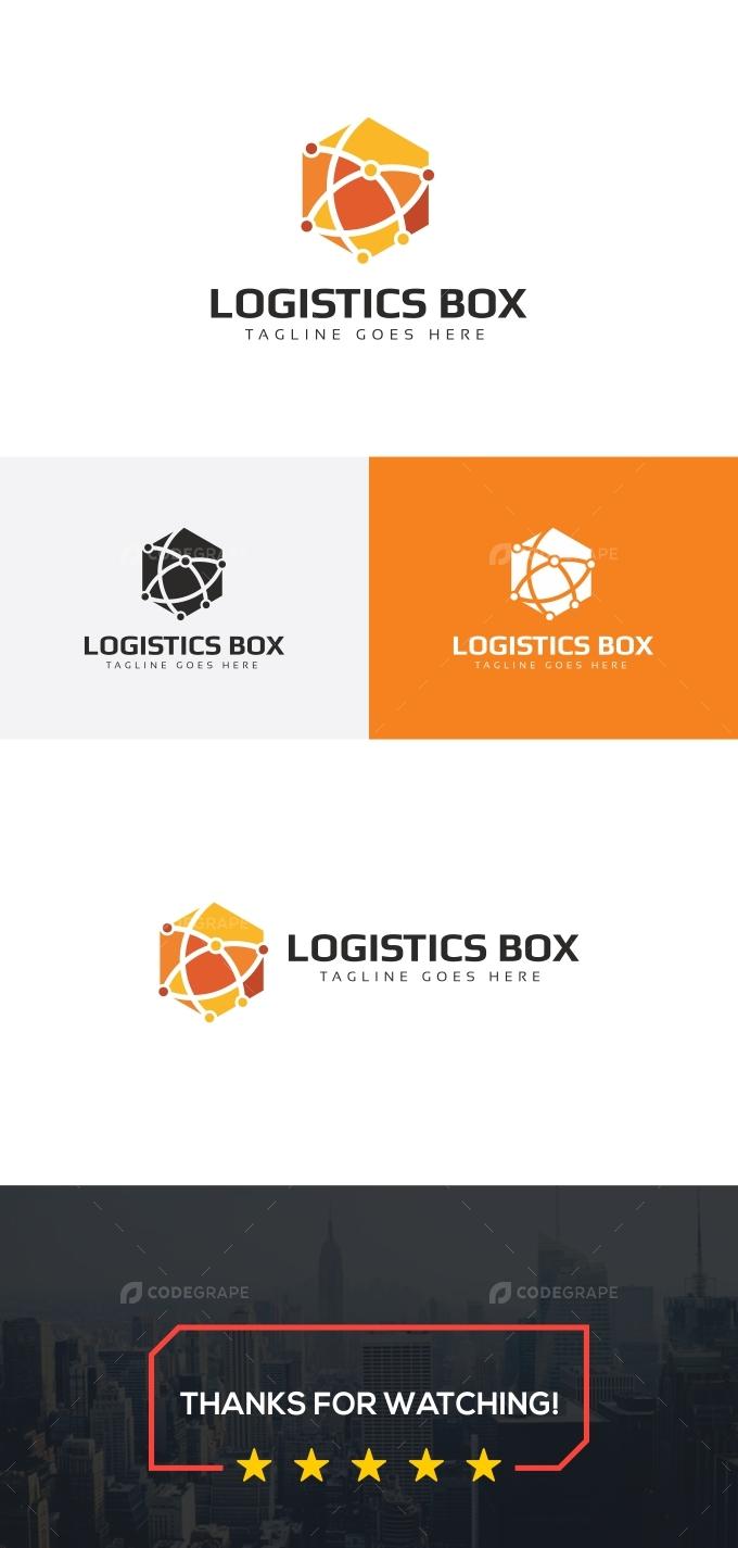 Globe Box Logo