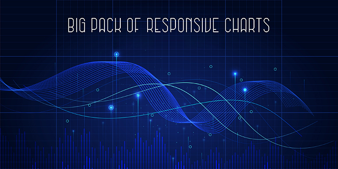 Big Pack of Responsive Charts