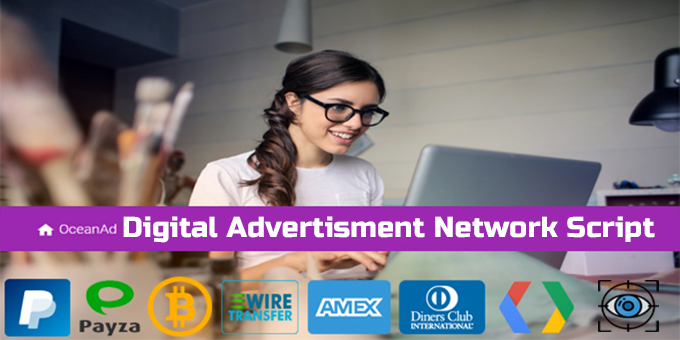 OceanAD - Digital Advertisment Network Script