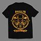 Shooter T-Shirt Design