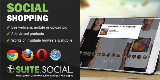 Virtual Social Shopping