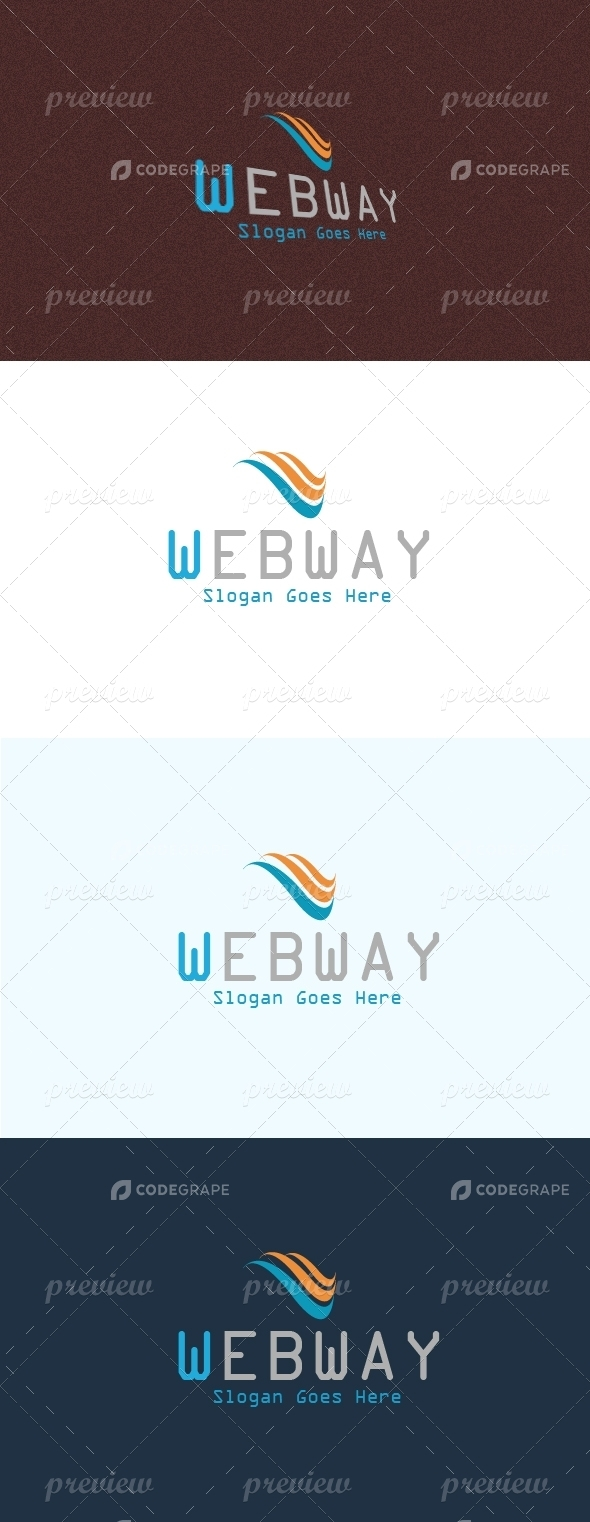 Webway Logo Design