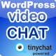 Wordpress Text - Video Chat