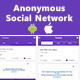 ionSecret - Android & iOS Anonymous Social Network with PHP Admin Panel