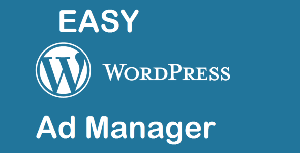 Easy Ad Manager For WordPress