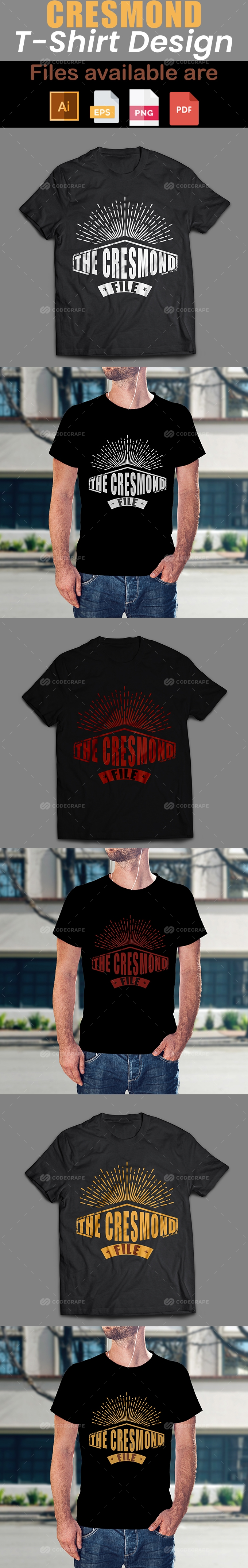 The Cresmond T-Shirt