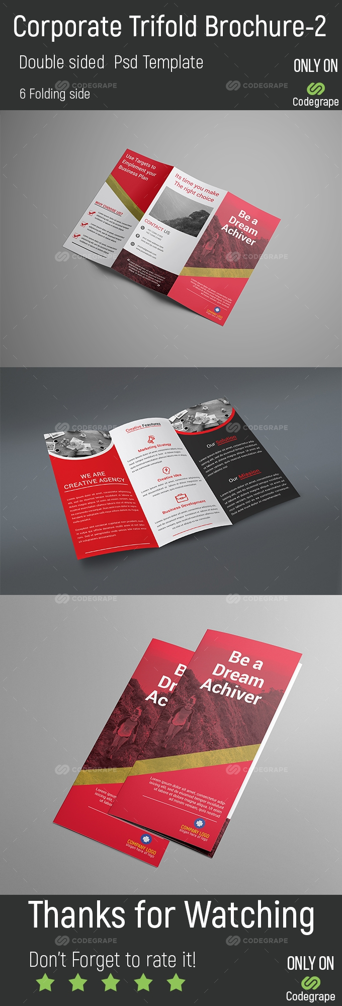 Corporate Trifold Brochure-2