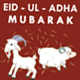 Eid-Ul-Adha Greeting Card