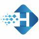 H Letter - Hugoteca Logo