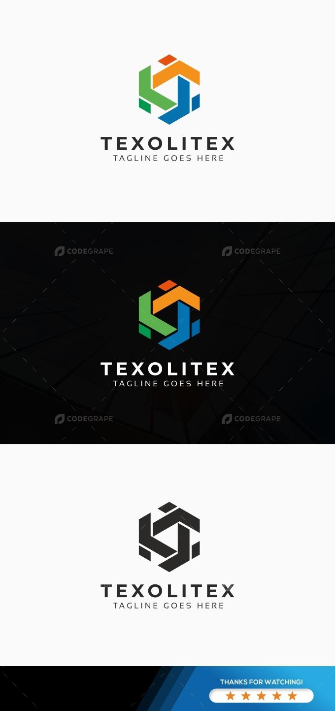 T Letter - Texolitex Logo