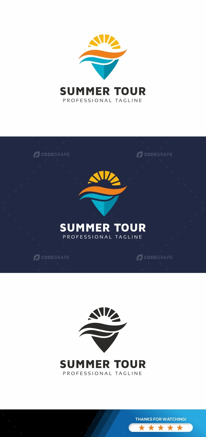 Summer Tour Logo