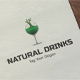 Natural Drinks Logo