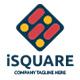 Isqaure logo