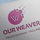 Ourweaver W letter Logo
