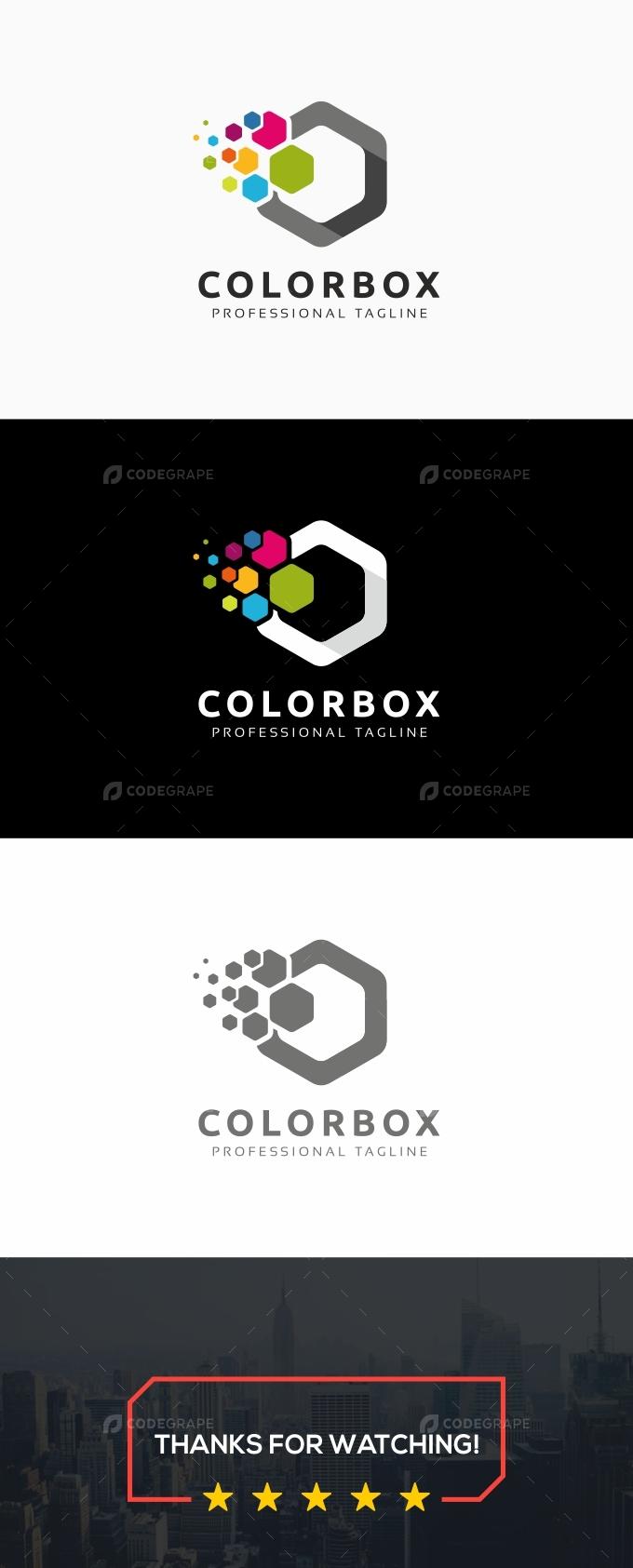 Colorbox Logo