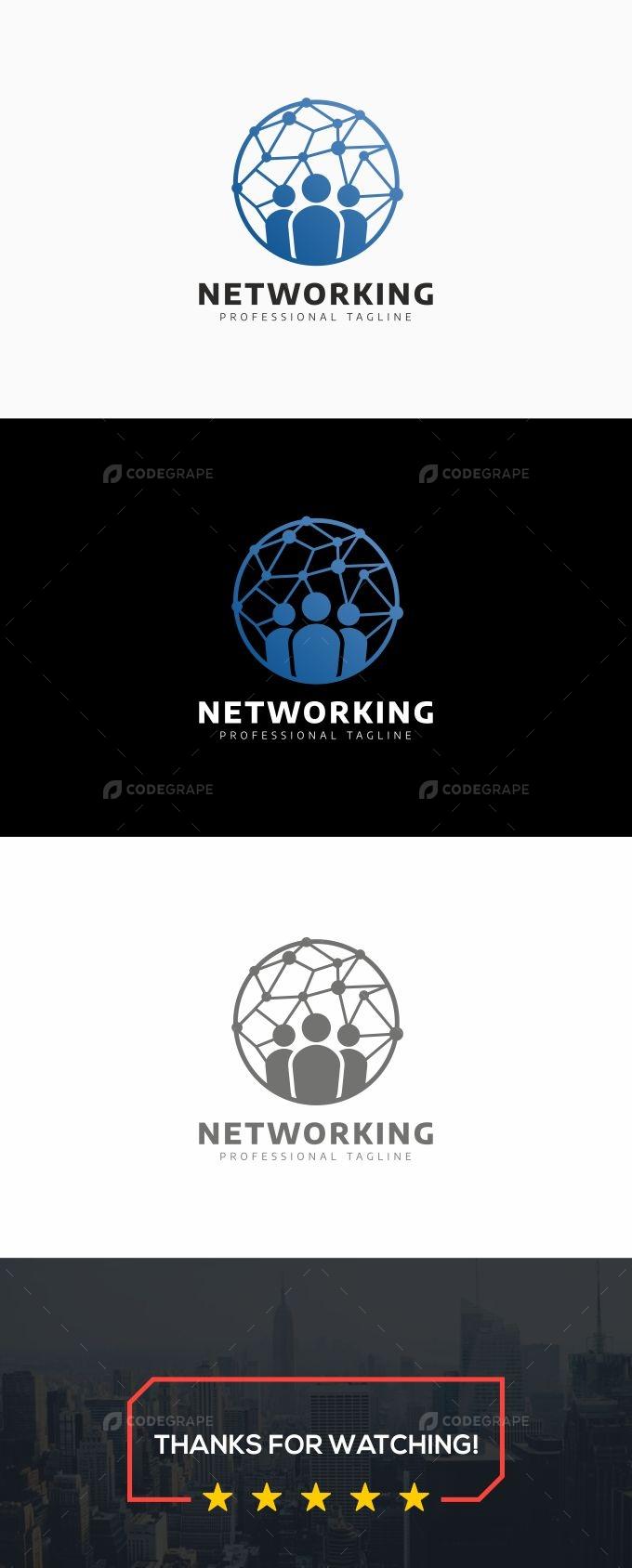 Networking Logo
