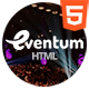 Eventum - One Page Event & Conference Template