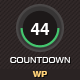 MyCountdown - WordPress Coming Soon Page