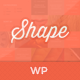 Shape - Professional WordPress Photography Theme