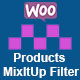 WooCommerce Products MixItUp Filter