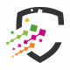 Shield C Letter Logo