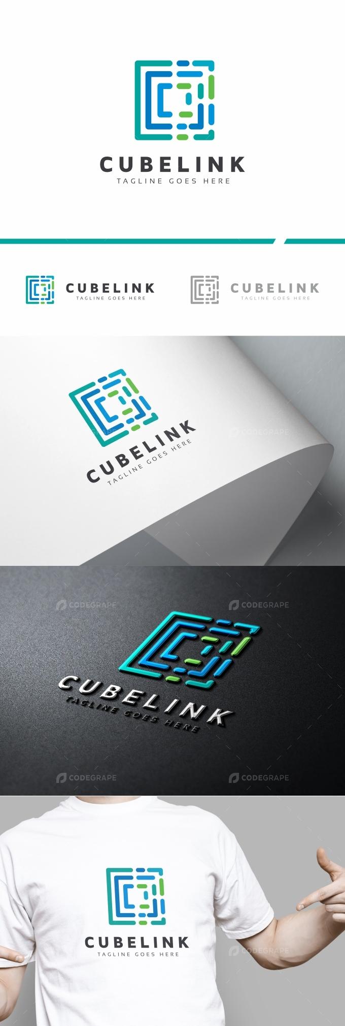 Cubelink Logo