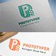 Prototyper ( P Letter Logo)