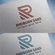 Rheiborn Sans (R Letter Logo)