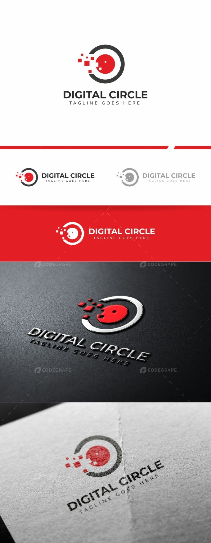 Digital Circle Logo