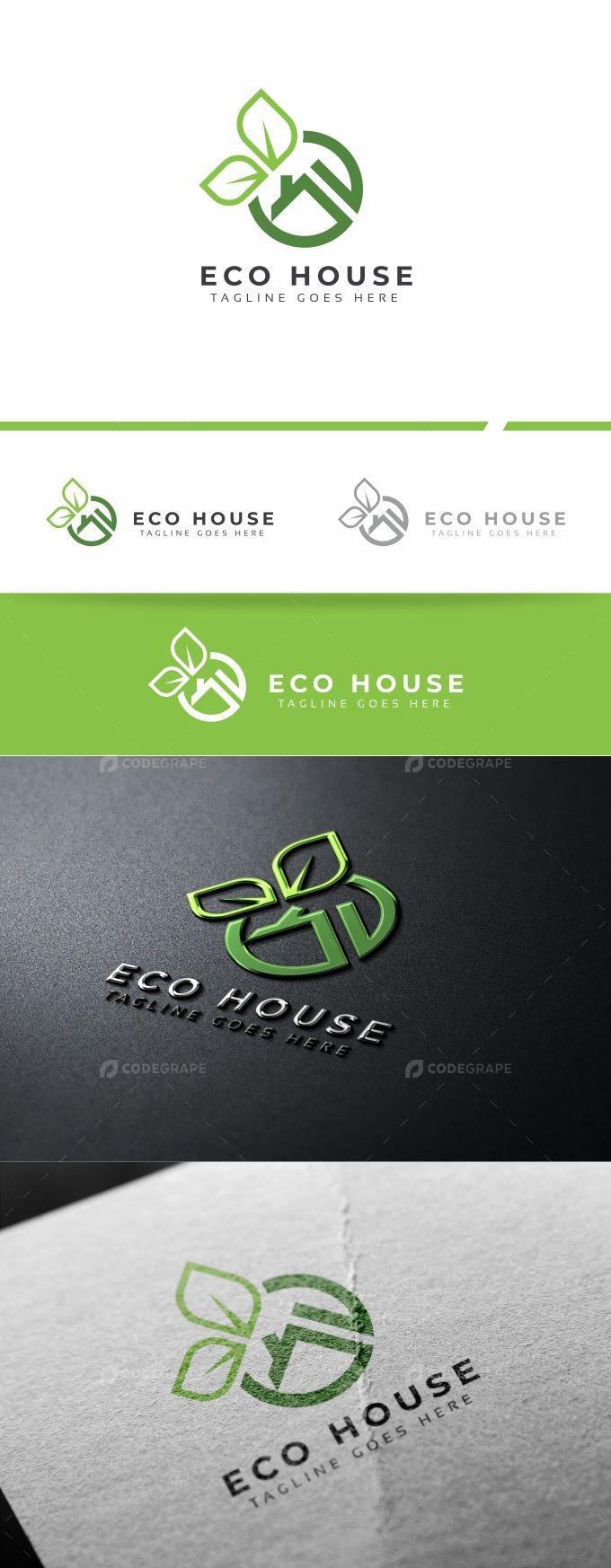 Eco House Logo