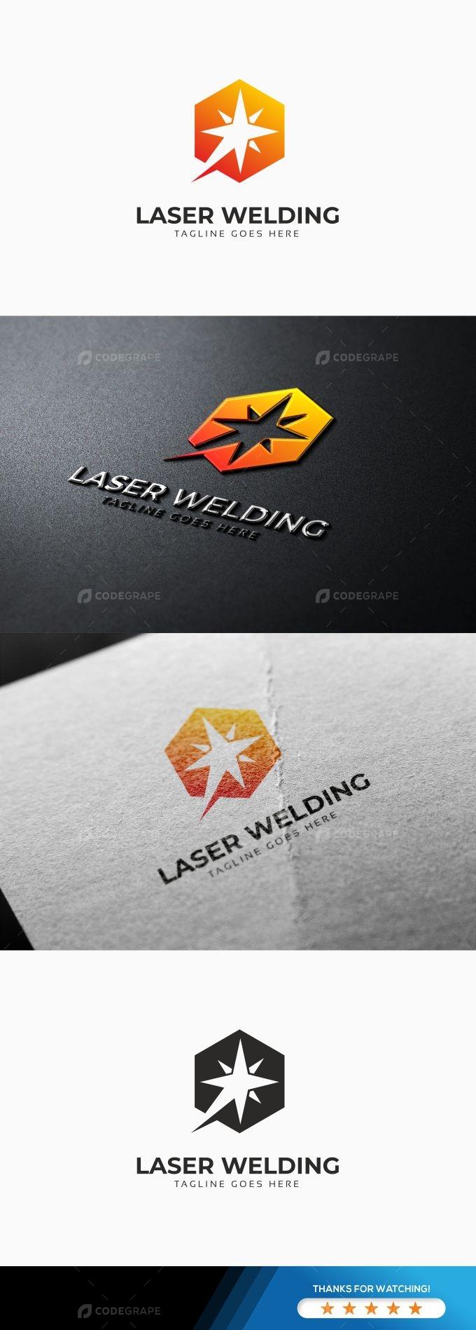 Laser Welding Logo