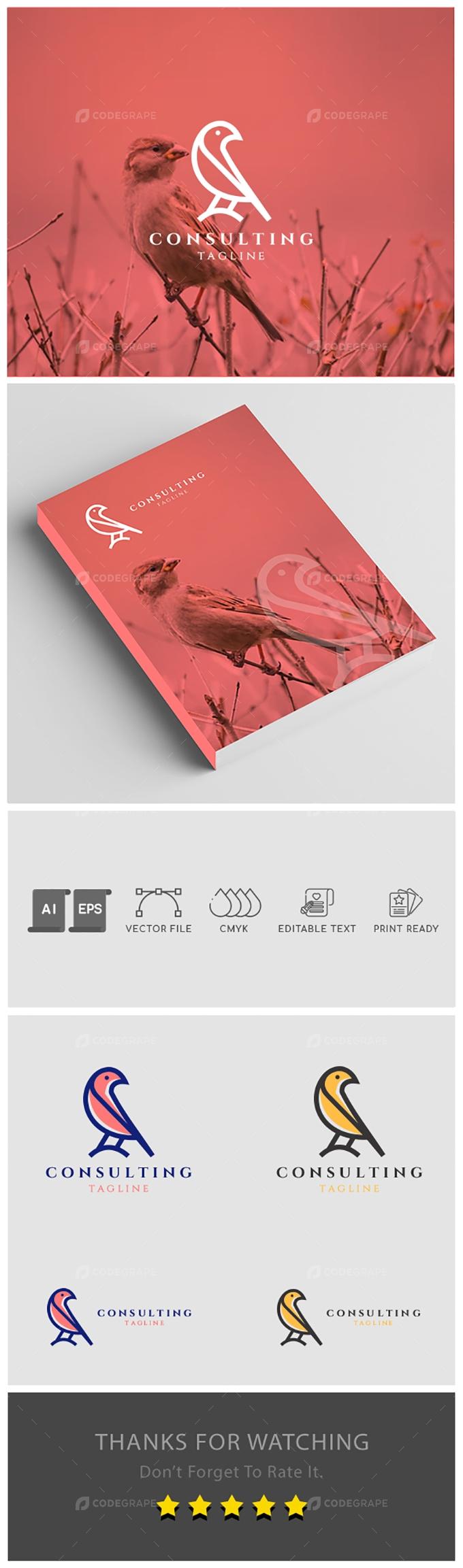 Bird Tech Consulting Logo