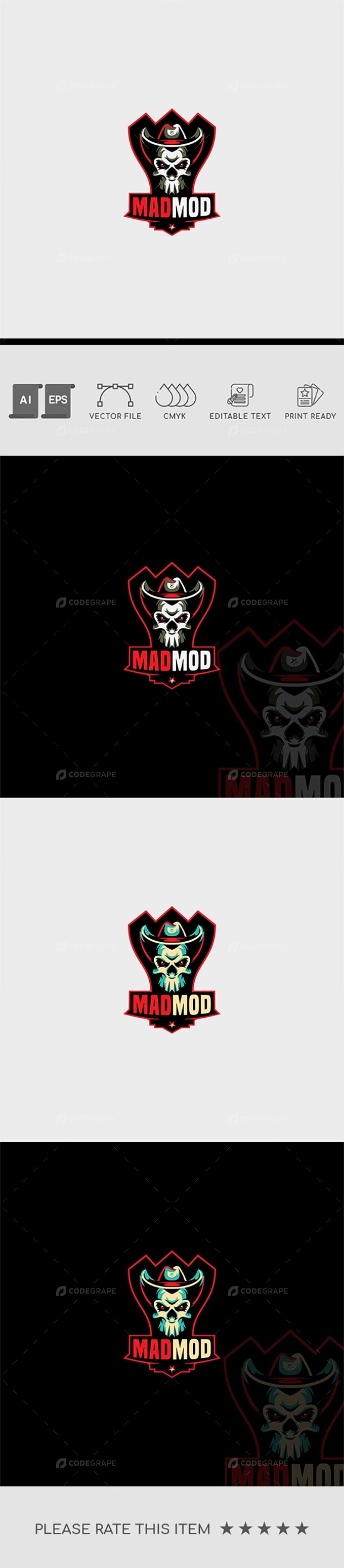 Madmod Gaming Logo