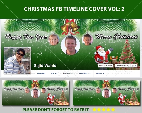 Christmas FB Timeline Cover